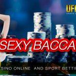 Sexy Baccarat Ufa888 สุดยอดเว็บเซ็กซี่บาคาร่าออนไลน์ที่ดีที่สุด